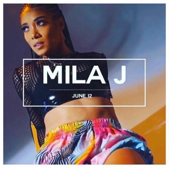 Mila J for Dopeness Magazine
